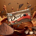 karya siswa photoshop coklat heboh