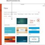 Cara Membuat Presentasi Baru di Microsoft PowerPoint